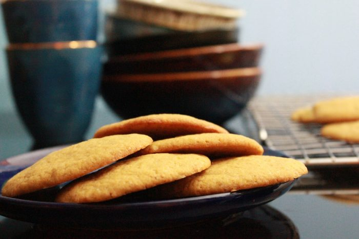 Potetcookies