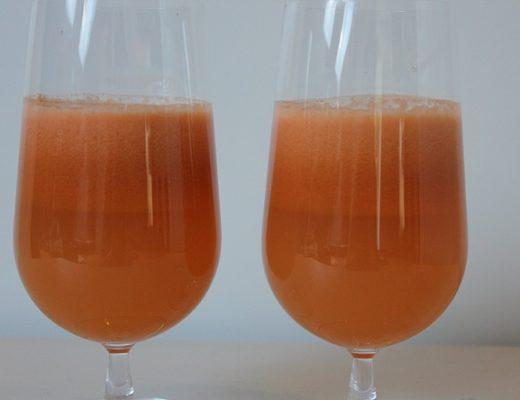 Fruktjuicen