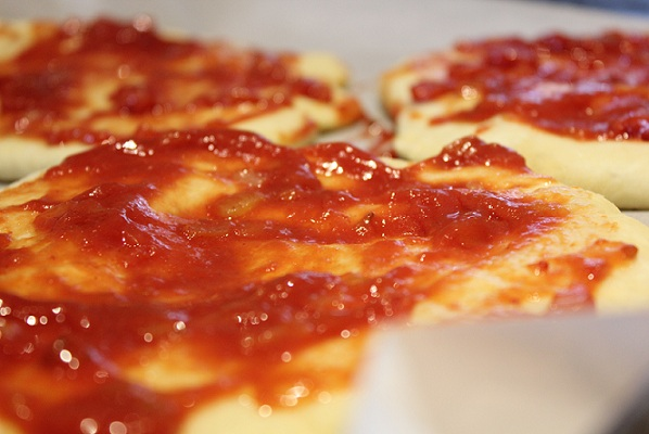 Pizzasauser