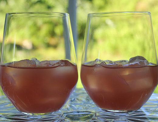 Hot Pink Lemonade