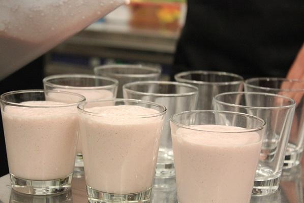 Milkshake Tine og Stockfleths