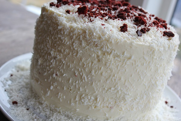 Red Velvet Chili Chocolate Cake6