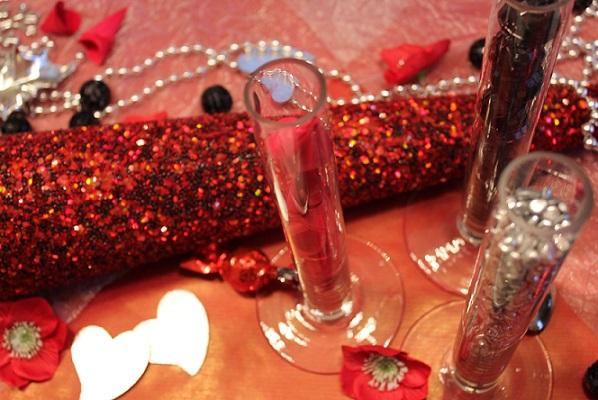 Festbord nyttårsaften 2013