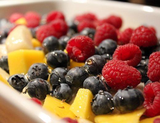 Ovnsbakt frukt
