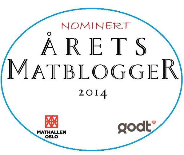 Matblogger logo_jeg er nominert som
