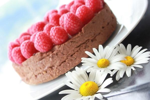Sjokoladekake med Ritz og Cashew - Sjokoladefloyel3