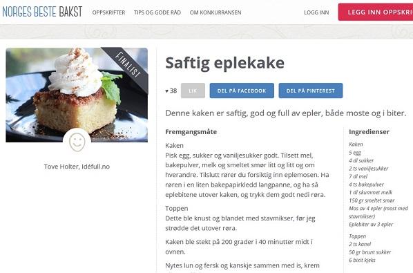 Norges beste bakst 9