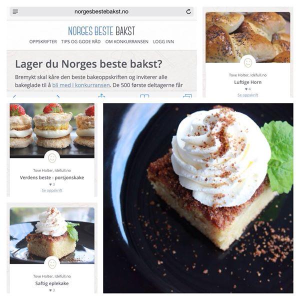 Norges beste bakst sept 2014