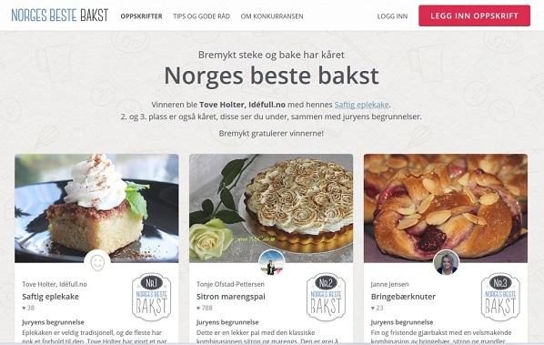 Norges beste bakst