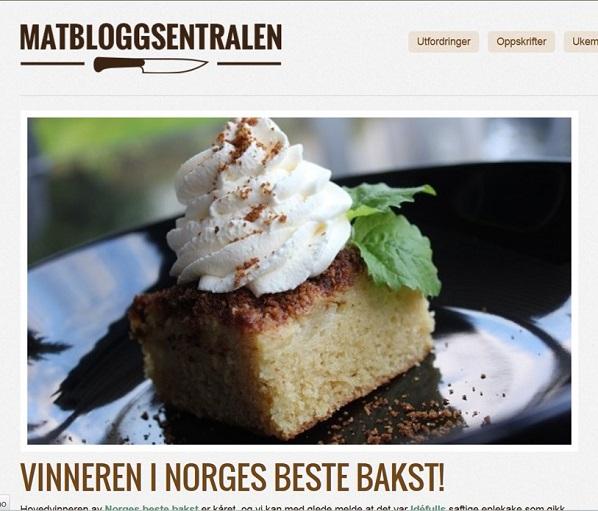 Norges beste bakst7