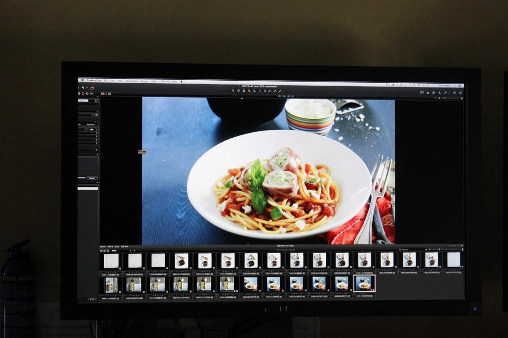 Fotoshoot med Prior - Parmasurret kylling