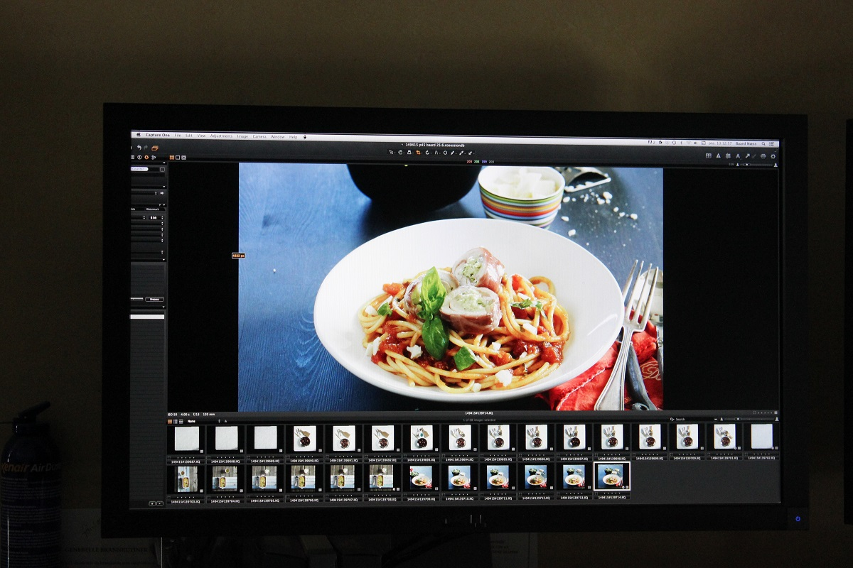 Fotoshoot med Prior - Parmasurret filet kyllinglår