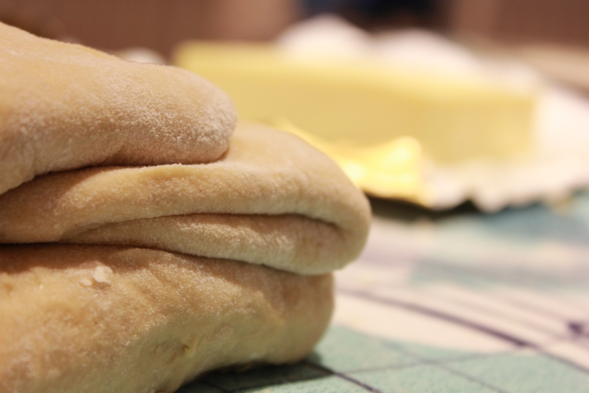 Wienerbrøddeig