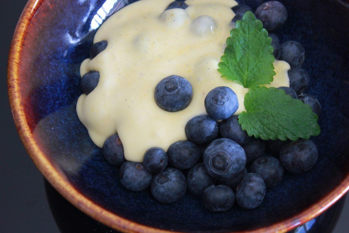 Vaniljesaus - en lettvint variant