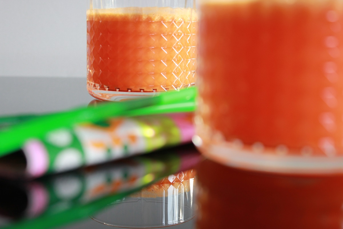 AppelsinJuice - solskinn i glasset