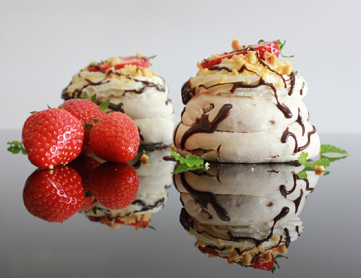 Pavlova - SjokoladeBonanza