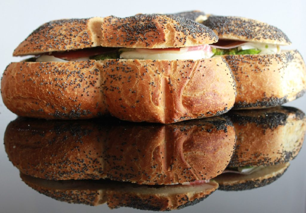 Fylt brød