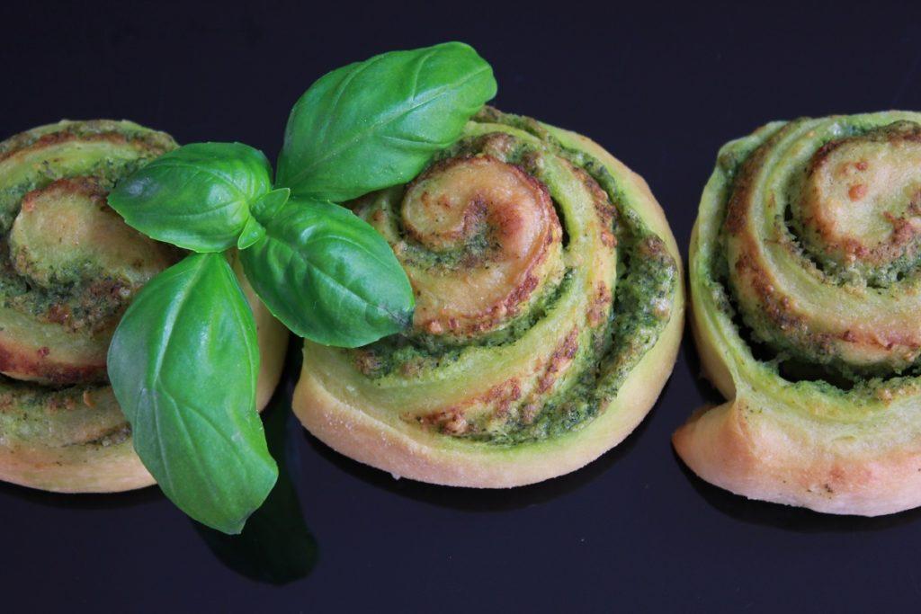 Pesto- og avocadosnurr