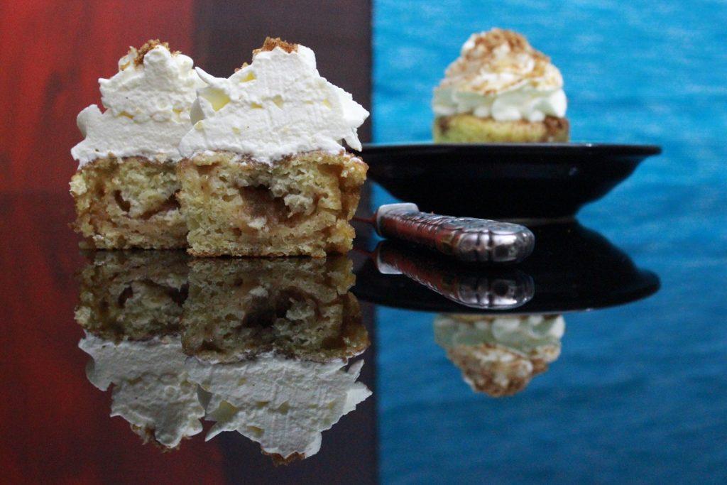 Eplekjekke Muffins
