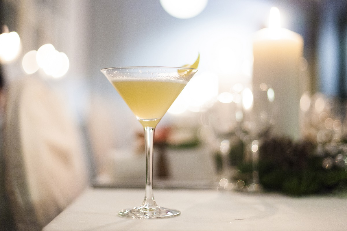 Baileys Event Celtic Century Cocktail