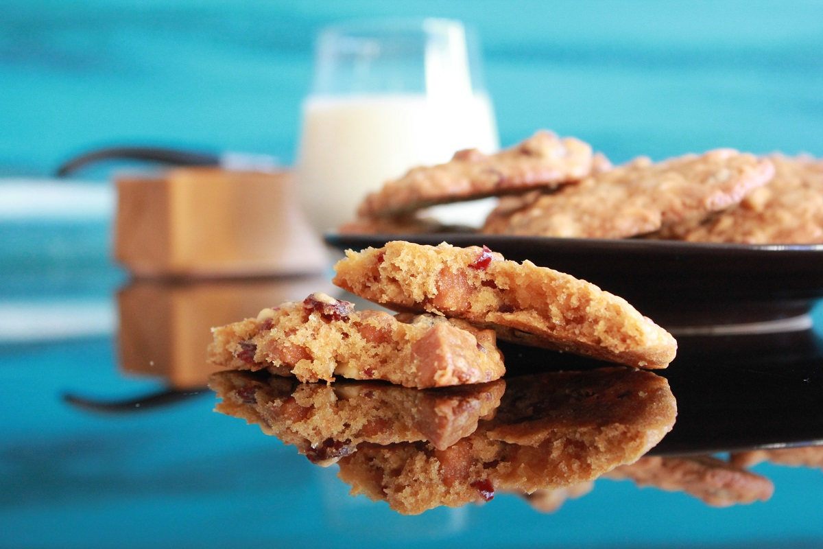 Cookies med brunost