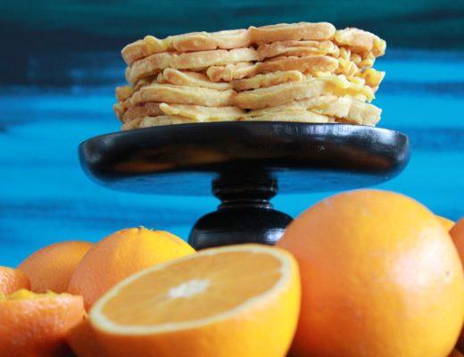 Fruktvafler