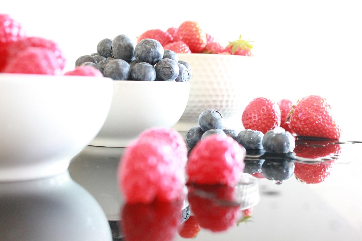 Holdbare bær - unngå at bærene mugner