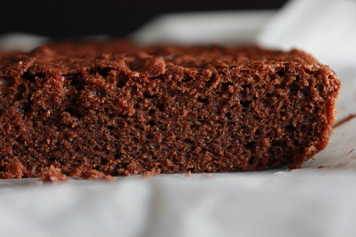 Sjokoladekake med Nugatti - Nugattikake