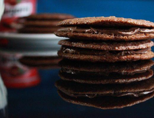 Nugatti cookies