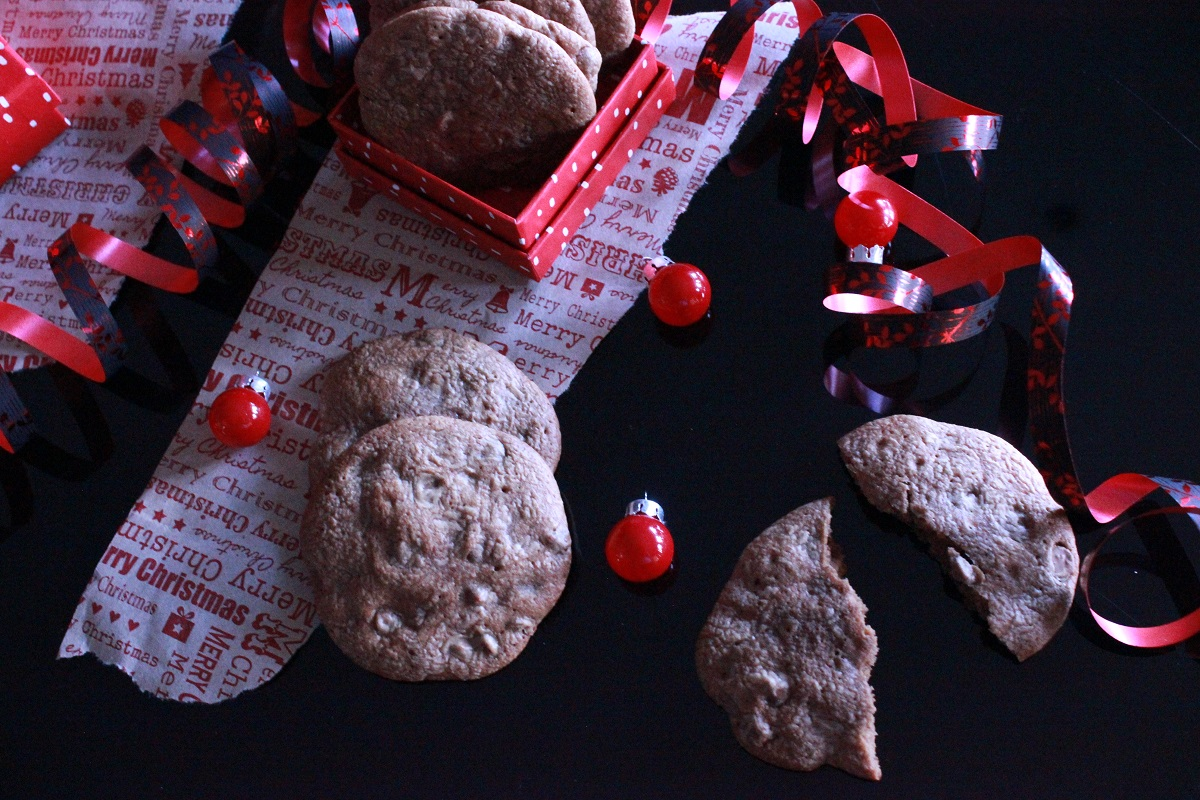 sjokoladecookies-med-julesmak