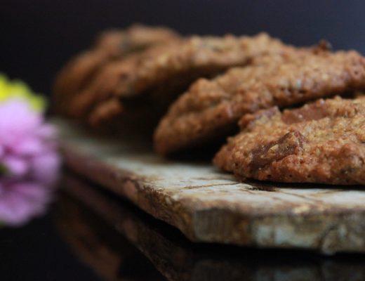 Toves groviser - grove cookies