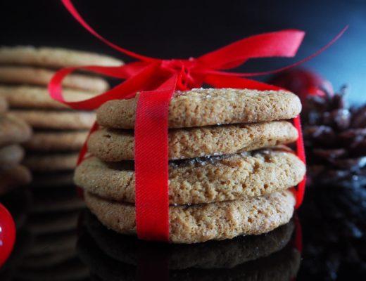 Snickerdoodle - kanelcookie - ingefærcookie - kanelkjeks