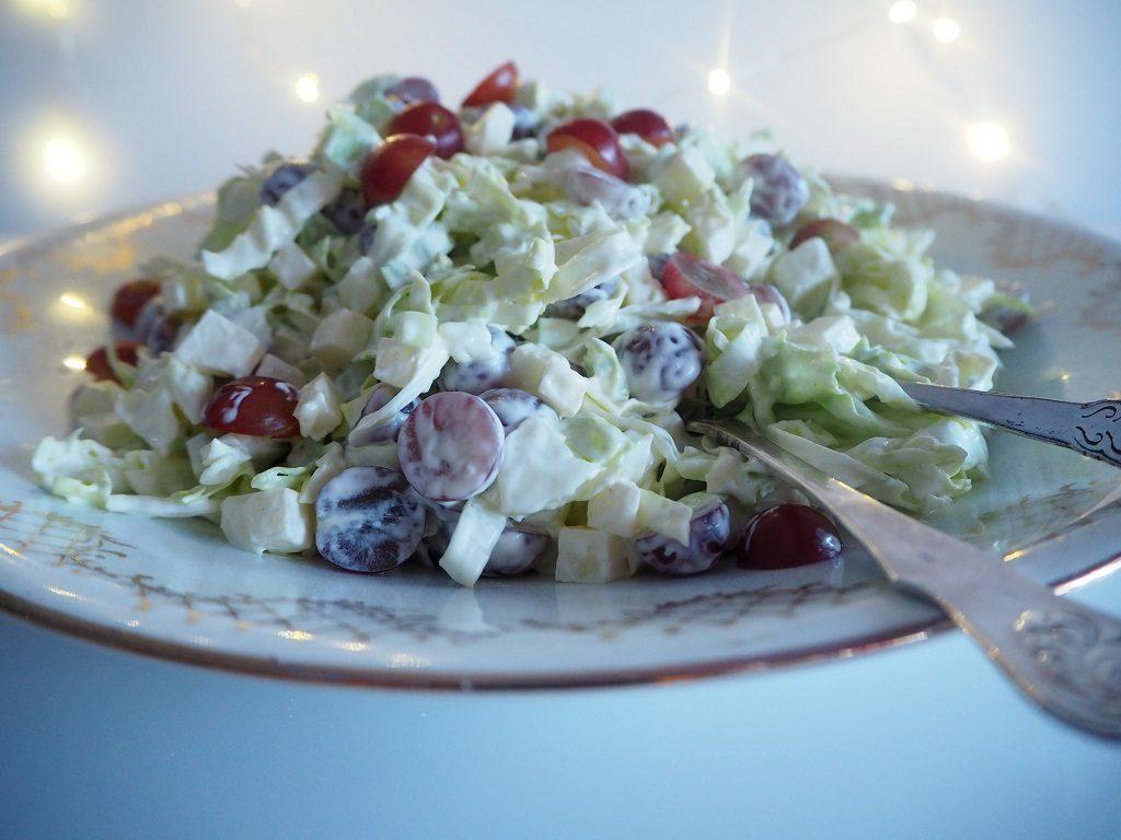 Frisk og sprø salat
