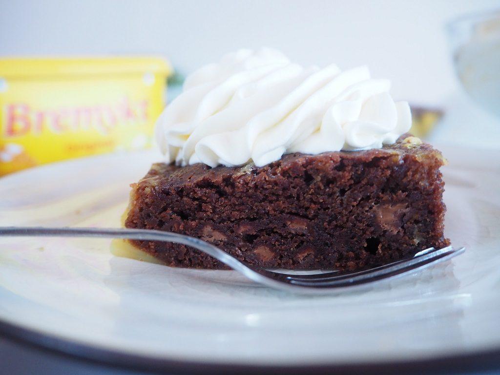 Appelsin- og sjokoladekake
