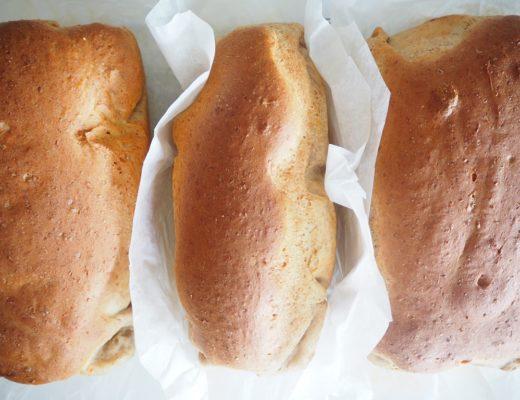 surdeigsbrød - speltbrød - grovbrød
