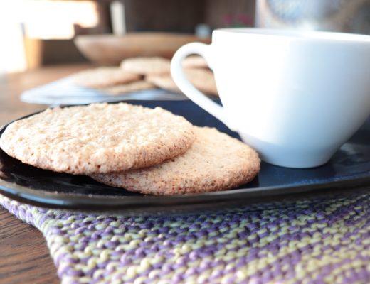 Mandelkjeks - mandelcookies