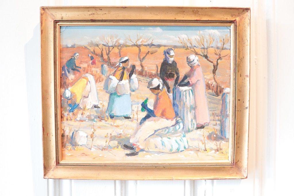Maleri av Pendy Beghler