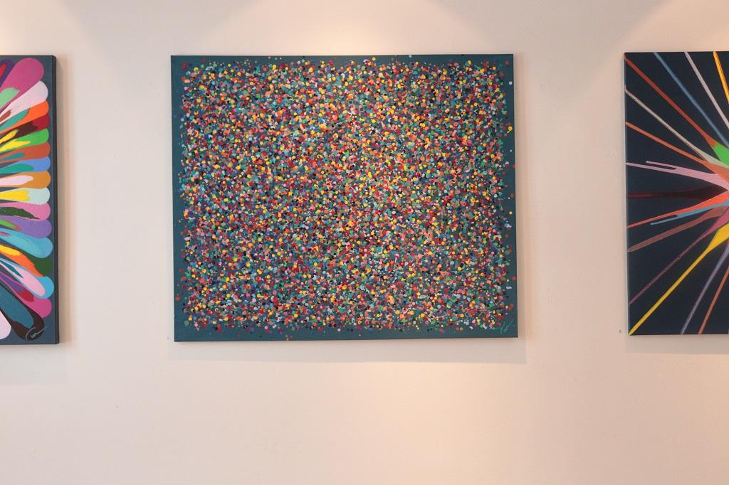 Kunstutstilling - Tove Holter - Prikkedilla
