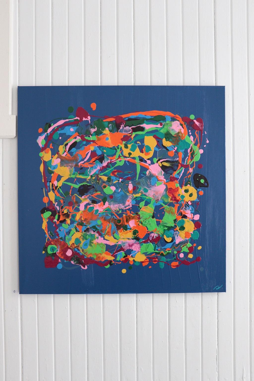 Kunstutstilling - Tove Holter - Salig kombinasjon