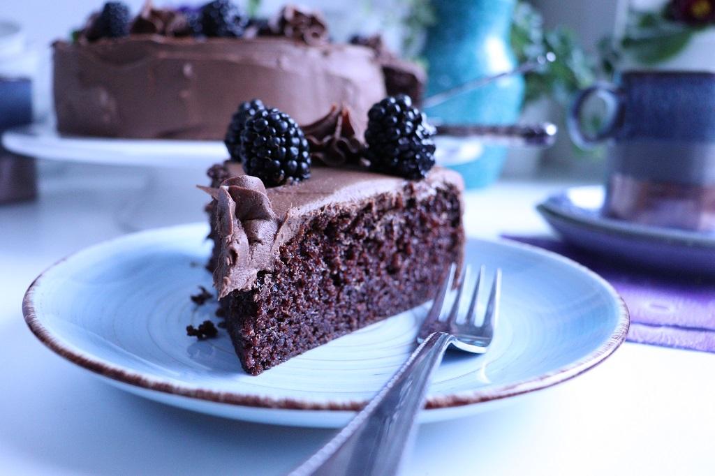 Sjokoladekake - Idefull - Toves matglede - Tove Holter - bremykt flytende