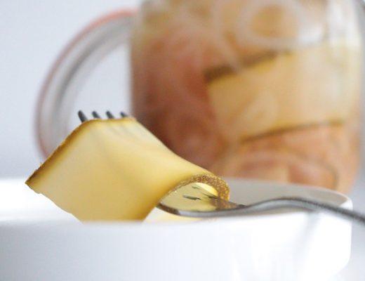 Sylta squash - syltet squash - oppskrift Idefull - Toves matglede - Tove Holter