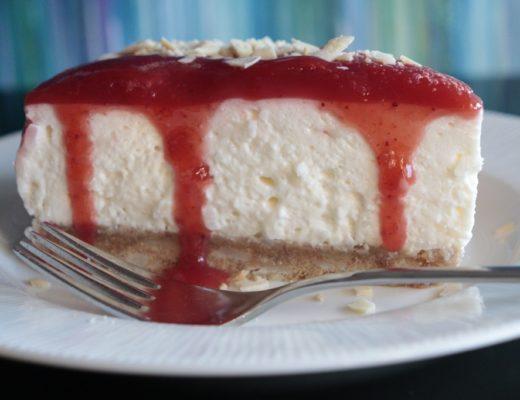 RIskremkake - riskrem som kake - juledessert - oppskrift idefull - inspirert av Tove Holter